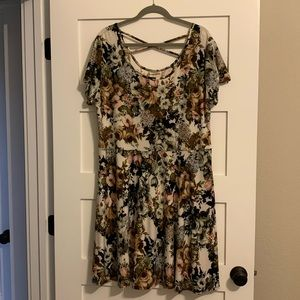 Floral Dress or Tunic